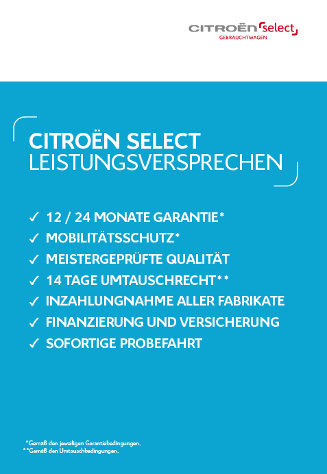Citroën Select